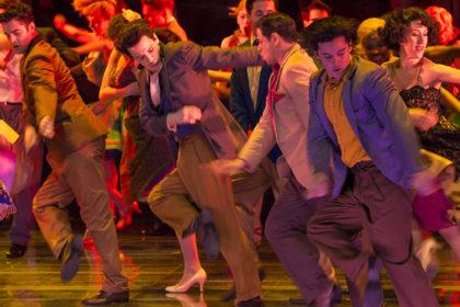 West Side Story 2016, Salzburger Festspiele, Silvia Lelli