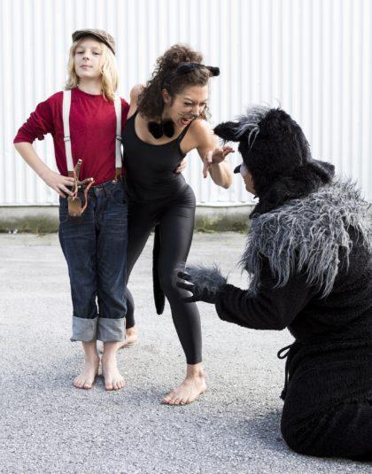 Kinderfestspiele: Peter und der Wolf